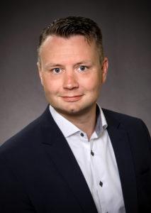 Team Funke Geschäftsführer Timo Sontowski